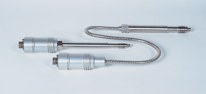 Temperature and pressure sensors