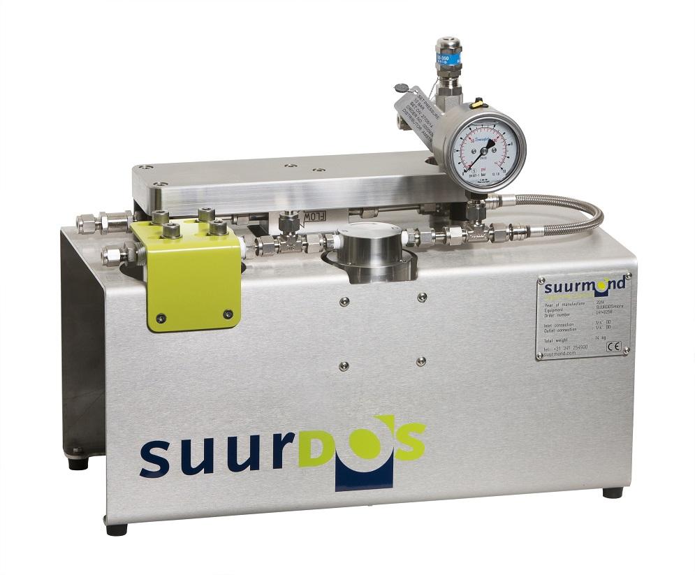 suurDOS fluid dosing system